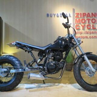 YAMAHA TW200 2JL ヤマハ 200cc ブラック ...