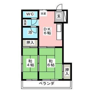 【初期費用0円】格安2DK!駐車場空あり!徒歩3分!名古屋駅まで電...