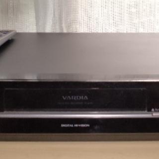 TOSHIBA HDD&DVDビデオレコーダーRD-301