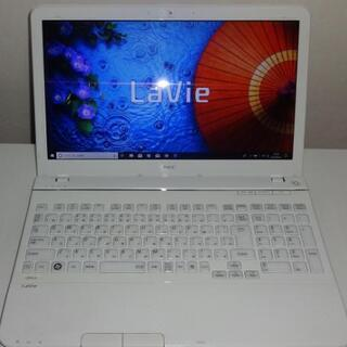 NEC i7 4コア 16GB 新品SSD512GB&HDD1T...