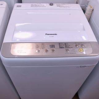 パナソニック 6.0㎏洗濯機 NA-F60B9 2015年製【モ...