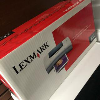 【中古】LEXMARK Z35プリンター