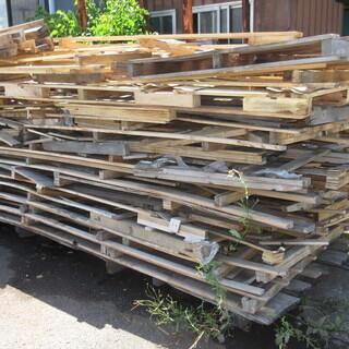 木材 廃材いろいろ(燃料にいかがですか?)