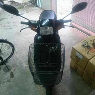 原付バイク 引き渡し完了です