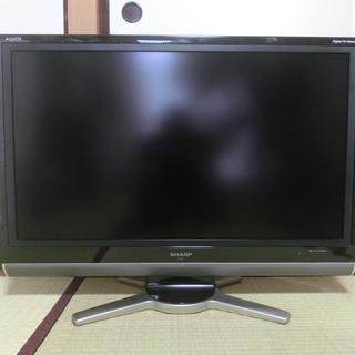 37インチ フルハイビジョン 液晶テレビ ☆ シャープ ☆ LC...