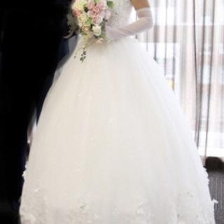 ウエディングドレス 結婚式