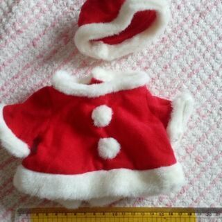 サンタさんの服