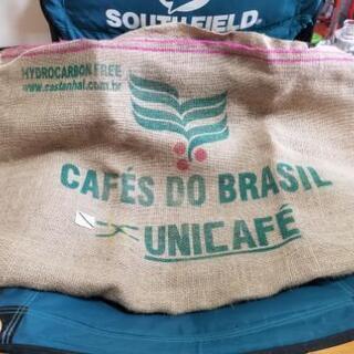 麻袋 コーヒー豆用