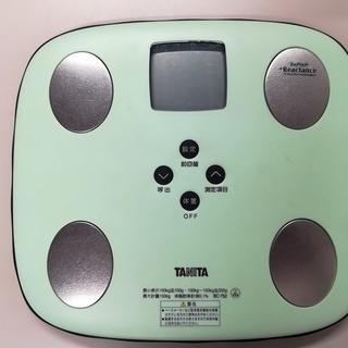 TANITA スウィーツみたいな体組成系BC-752-MT