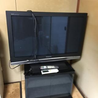 【中古】パナソニックVIERA37インチテレビ
