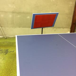 卓球 リターンボード ラリーパートナー 一人練習 中