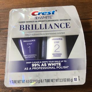 クレスト 3Dホワイト ブリリアンス  歯磨き粉
