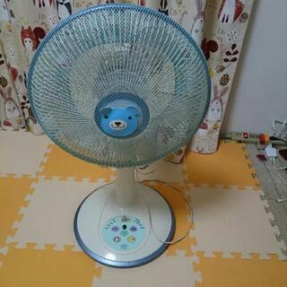 扇風機 ユアサプライム マイナスイオン ジャンク品