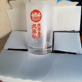 久米島の久米仙グラス