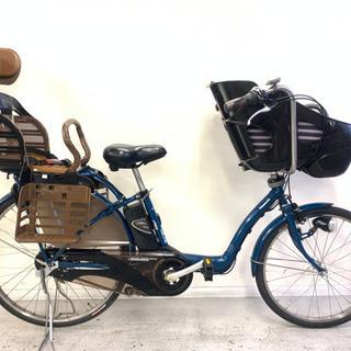 新基準 Panasonic gyutto 8Ah 電動自転車中古