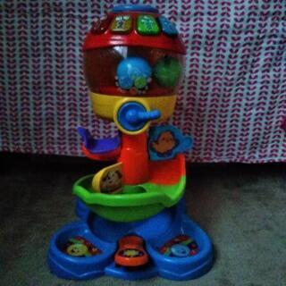 【取引完了】ボールタワー Vtech製のBall Tower