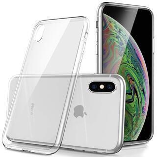 【全国対応・新品未使用】iPhone XS Max ケース クリ...