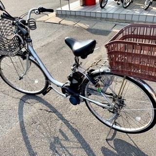 中古品 パナソニック 電動自転車