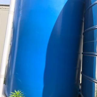 FRP貯水タンク 3000L