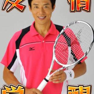硬式テニスしませんか?