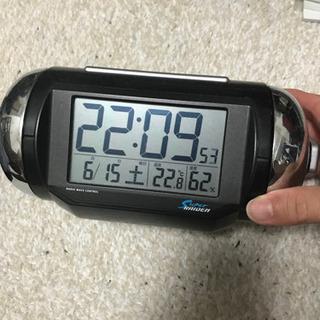 目覚まし時計!ワンコイン500円!