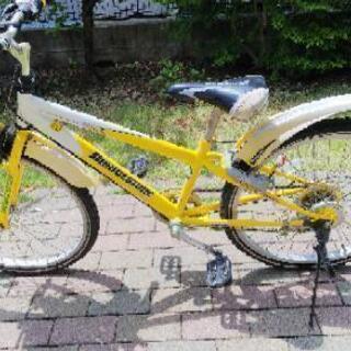 子供用24インチ自転車0円