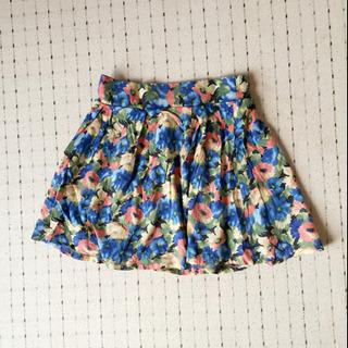 INGNI 花柄スカート