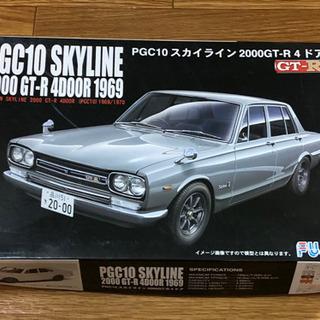 FUJIMI  1/24 ID3 ハコスカ GT-R 4ドア P...