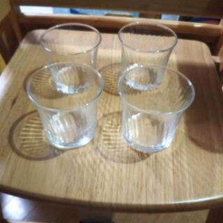 未使用品  ウェルチ  グラス  4個セット