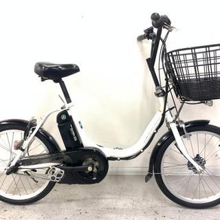 新基準ヤマハパスCITY 4Ahリチウム電動自転車中古