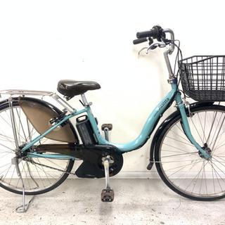 新基準ブリジストンアシスタ8.7Ahリチウム電動自転車中古