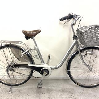 新基準Panasonic vivi DX 8Ahリチウム電動自転車中古