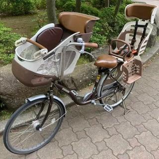 子供乗せ 子供のせ 3人乗り 内装3段ギア 内装3段変速 自転車