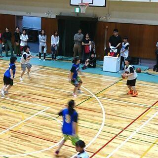 JOKERSバスケットスクール女子小中学生(高校生も可)の選手入会...