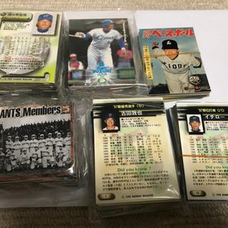 野球カード 約380枚