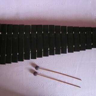 YAMAHA 木琴 木製マレット付