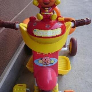 ♪アンパンマン三輪車♪売ります
