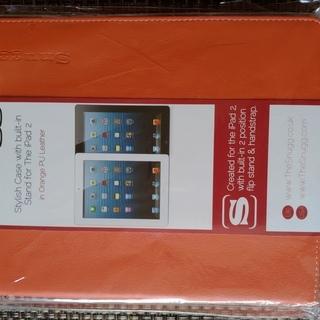 英国Snugg社製 Apple iPad 2 用 レザーケース ...