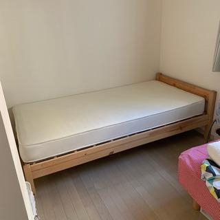 シングルベッドフレーム 無印良品