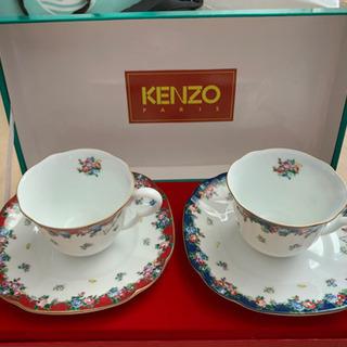 KENZO カップ&ソーサーセット