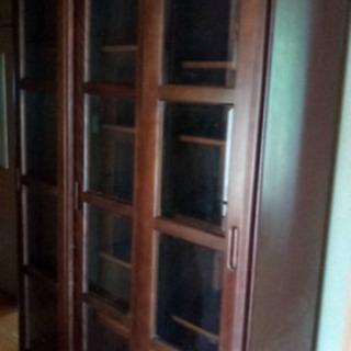アンティーク   本棚
