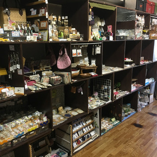 ハンドメイド、輸入雑貨、資材・パーツ 雑貨屋ピュア