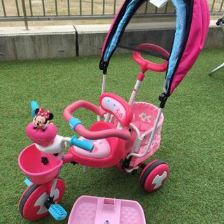 ミニー 三輪車