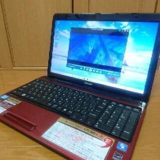 【高速SSD搭載 高性能core i5】ノートパソコン 東芝 D...