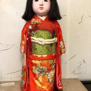 昭和初期の市松人形