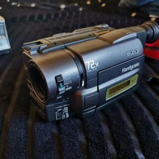 超希少‼️ソニー CCD-TRV45 可動品‼️