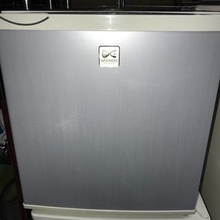 【決まりました】小型1ドア冷蔵庫