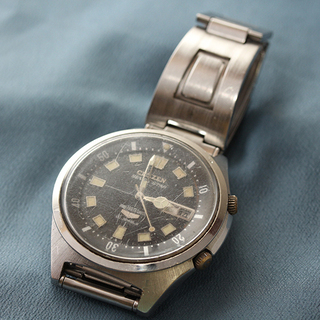 CITIZEN SEVEN STAR DIVER   シチズン セ...
