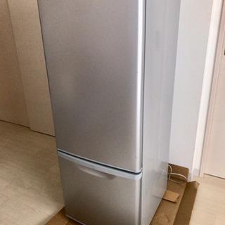 冷蔵庫 NR-B176W-S パナソニック Panasonic 168L