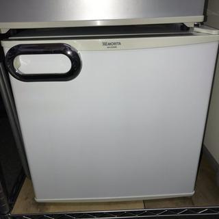 【決まりました】MORITAのミニ冷蔵庫・小型・1ドア